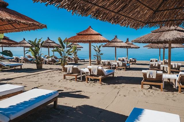 Salduna Beach es uno de los mejores restaurantes entre Estepona y Marbella
