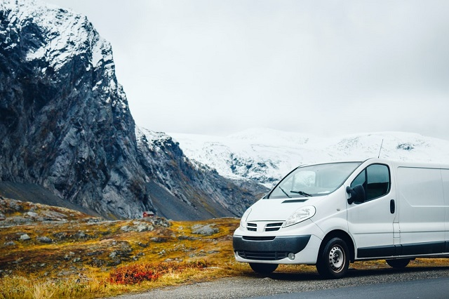 Alquiler de furgonetas para tus vacaciones