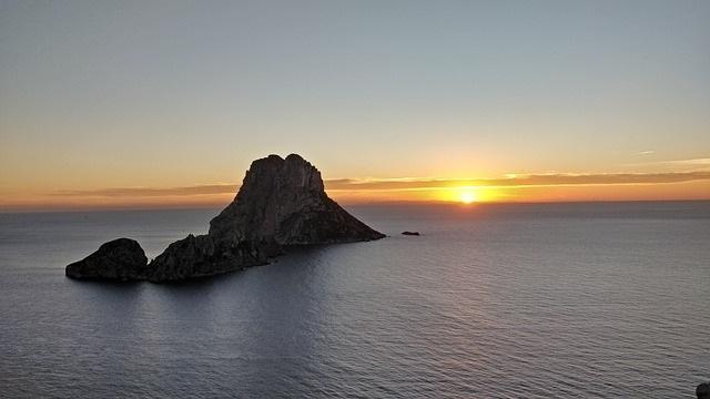 Mirador de Es Vedrà. Ibiza