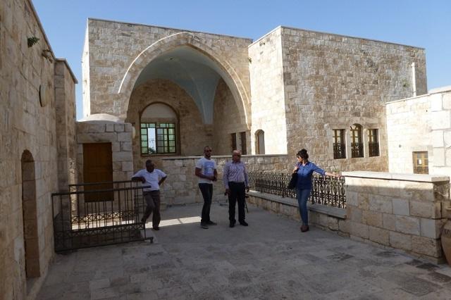Arraba. Palacio Abd Al-Hadi