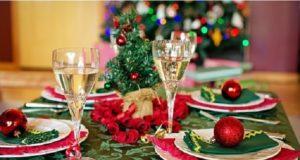 Paleta y jamón para Navidad