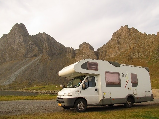 Viajar en Autocaravanas
