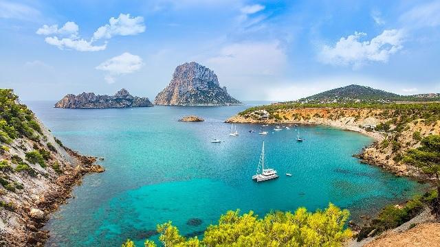 Vacaciones en Ibiza en familia