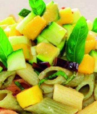 Recetas de pasta fáciles y saludables