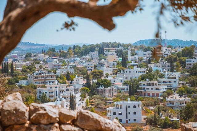 Aboud, la ciudad de las flores (Palestina)