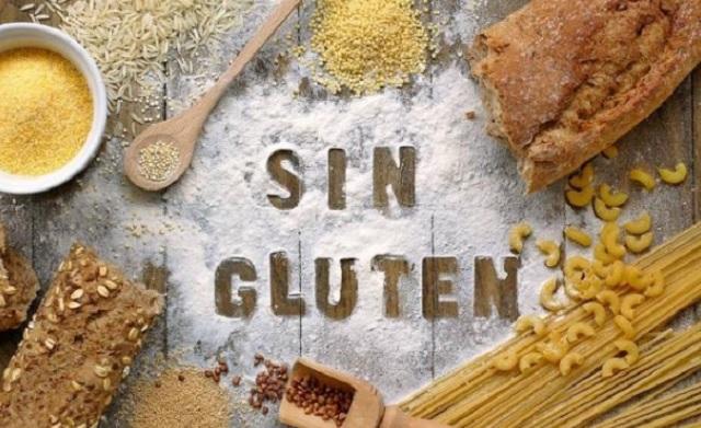 Productos sin gluten para celiacos