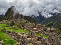 Machu Pichu. Lugares espectaculares